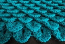 Knit & crochet / Diy:s and inspiration for knit and crochet