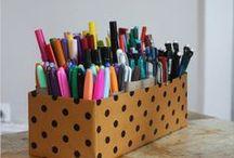 organise ...everything!!