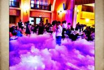 Dancing on a Cloud. / Create drama and WOW factor at your wedding or special event. / by Elizabeth Terry