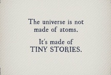 Tiny Stories / by Amanda Tipton