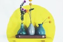 DIY - Home Decor / Diy:s and inspiration for crafts to amp up my home
