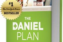 Daniel Plan Food / Recipies and Foods for Daniel Plan / by Tammi Ackerman