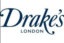Drake's S/S 2013 / Presenting Drake's Spring/Summer collection for 2013.  A mix of the finest fabrics and the most gifted craftsmanship.   All handcrafted in London.