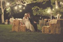 Rustic Themed Wedding / by Erica Urry