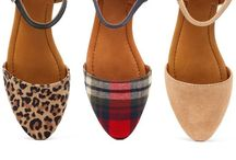 Happy Feet / Shoes! / by Laura Pinchot
