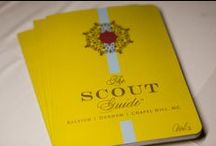 Scout is Out Volume 2 at Fearrington / Launch party for The Scout Guide Volume 2 triangle.thescoutguide.com