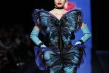 Jean-Paul Gaultier / French Haute Couture and Pret-a-Porter fashion designer