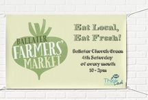 Ballater Farmer's Market