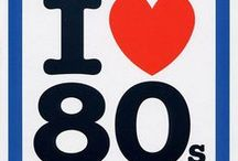 The 1980s / The era some of my stories are set in (and a trip down memory lane).
