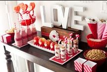 Valentine's Day / Valentine's Day crafts, recipes and DIY projects. Inspiration galore!