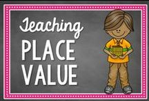 Place Value / Best practices for teaching place value  / by Math Coach's Corner