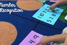 Counting to 100 and Number Recognition / Activities and resources to help children learn the numbers to 100