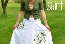 Sewing for Me / patterns, tutorials and inspiration / by Sarah Dunlop