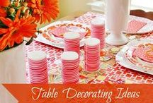 Tablescapes / by Balancing Beauty and Bedlam
