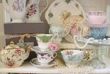 Shabby chic , distress,vintage, cottage, decor / by M C