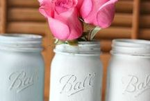 Easy Crafts (for the non crafty) / Easy crafts that we all can do. Yes, even you. Simple and quick craft ideas