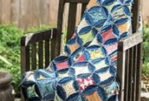 Quilting / Quilt patterns, inspiration and techniques / by Sarah Dunlop