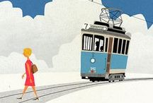 Illustrations / by natalia krupinskaya