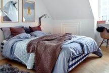Bedrooms / Turn your bedroom into a relaxing sanctuary with modern lighting, nightstands, beds, headboards and dressers. Find inspiration to decorate your bedroom here.