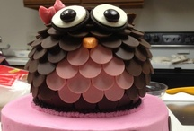 ♨ Cake/Cupcake Creations ♨ / Recipes and decorating ideas for cake / by Kimberly Adkins