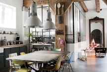 Kitchen/dining rooms / by Strodian la