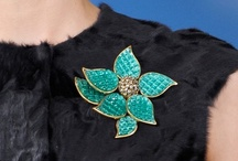 ~Brooches~ / by Denise Cottrell