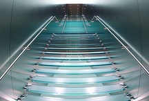 Staircase Contemp & Modern / Contemporary and Modern Staircases