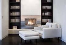 Black & White Interior / Black and White Interior Design and Decor