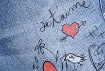 Recyclage de vos jeans