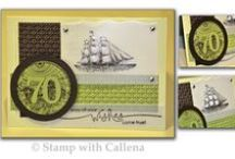Stamp With Callena / Cards made by Callena Lewis (NZ)