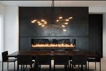 Black Interior / Black Interior Design and Decor