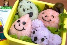 Mucho Bento / Fun, cute, and sometimes tasty bento boxes to inspire adults and encourage children.