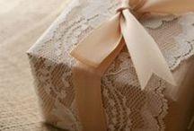 Gift Ideas / by Miranda Parker