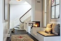 Entryways / Set a welcoming tone in your home with a beautifully decorated entryway. Find decor ideas for your entryway here.