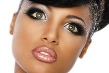 Makeup! / So She Cosmetics products and looks..