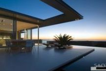Luxury Beach House ♔ / Contemporary Architecture and Interior Design