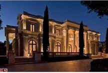 Luxury Mansion ♔ / Luxury French Style Mansion and Interior Decor