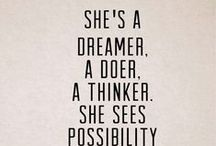 Women Entrepreneurs... / All about women who aim to create their own opportunities! Empowering, Encouraging and Making it Happen!!