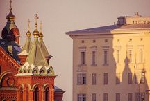 My, city Helsinki <3