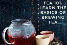"""Learn About Tea / New to tea? Check out the informative """"Learn about Tea"""" section on our website"""