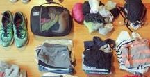 The Art of Packing / How to pack like a pro for every trip and every occasion.