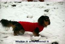 Keeping warm / money saving ways to keep warm this winter / by Make it and Mend it