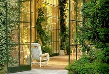 Gardens / {real inspiration for my apartment)