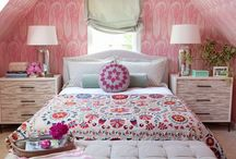 Bedrooms / {real inspiration for my apartment on new york's upper east side)