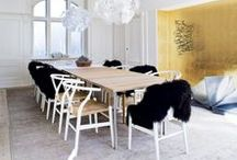 Dining Rooms / Design your dining room to suit your style perfectly. Whether you like the industrial, modern, rustic, urban or nordic style, we have the perfect design ideas for your dining room here.