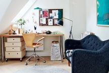 Home Offices / Working is more enjoyable with an organized and stylish home office. Take a look at some of our favorite home office ideas here.