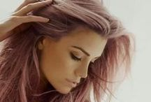 Do your hair: Pinks and Purples
