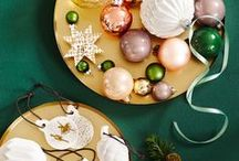 Christmas Ornaments / Decorate your Christmas tree and home with joyful Christmas ornaments. Get inspired by nordic decorative ornaments and DIY ornament ideas here.