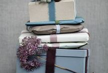 Gift Wrapping / Everyone loves to receive a beautifully wrapped gift. Get inspired by decorative wrapping paper and gift bags for everything from Christmas to birthdays to weddings.