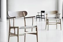 Dining Chairs / Turn your dining area into a stylish seating space with new dining room chairs. Find contemporary and modern dining chair designs, as well as classic and traditional looks for your home here.